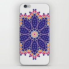 Geometric Pattern iPhone & iPod Skin