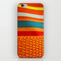 in woven color iPhone & iPod Skin