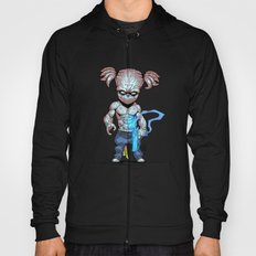 Roswell gang - Inky - Villains of G universe Hoody