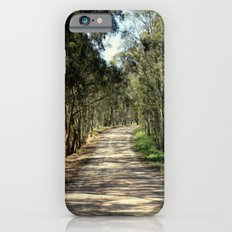 Along a dirt Road Slim Case iPhone 6s