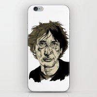 Neil Gaiman iPhone & iPod Skin