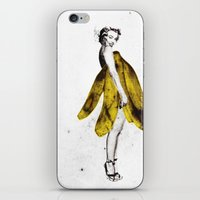 A Lady's Dream iPhone & iPod Skin