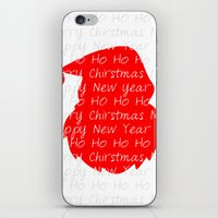 St. Nick  iPhone & iPod Skin