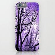 The Trees Know (purple) iPhone 6 Slim Case