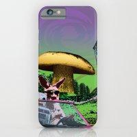 iPhone & iPod Case featuring Making a new friend by Pierre-Paul Pariseau