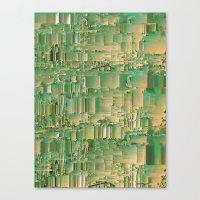 Energy bar Canvas Print
