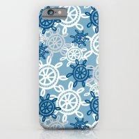 Starboard - Steering Whe… iPhone 6 Slim Case
