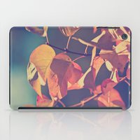 Color of the Leaves iPad Case