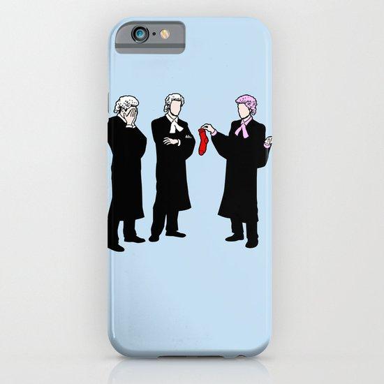 Laundry Mishap iPhone & iPod Case