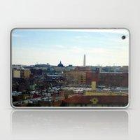 Washington DC Rooftops Laptop & iPad Skin