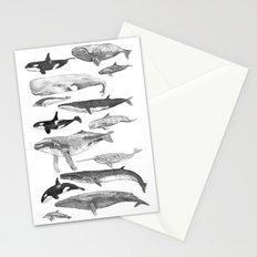 Cetology Stationery Cards