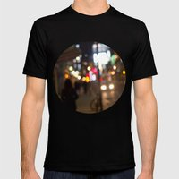 People Are Beautiful Mens Fitted Tee Black SMALL