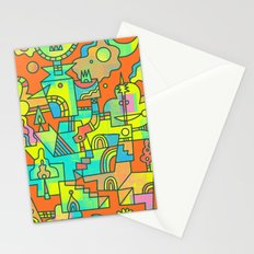 Structura 10 Stationery Cards