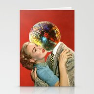 Discothèque Stationery Cards