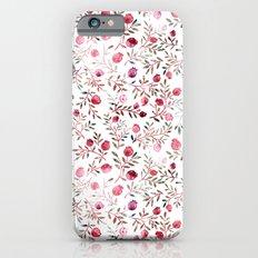pomegranates iPhone 6s Slim Case