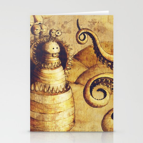 Brusuillis Stationery Card