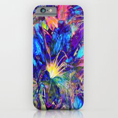 Blue Garden  iPhone 6s Slim Case