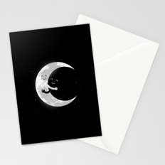 Moon Hug Stationery Cards