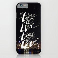 Bright Lights iPhone 6s Slim Case