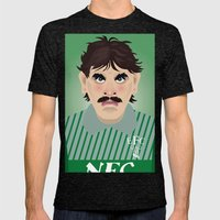 Big Neville Southall, Ev… Mens Fitted Tee Tri-Black SMALL