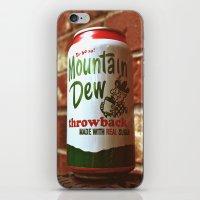 Throwback iPhone & iPod Skin