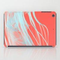 neon jelly iPad Case
