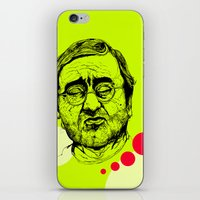 Lucio Dalla iPhone & iPod Skin