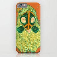 iPhone & iPod Case featuring War and Peace by ELECTRICMETHOD.NET