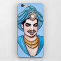 Ali LamBaba iPhone & iPod Skin
