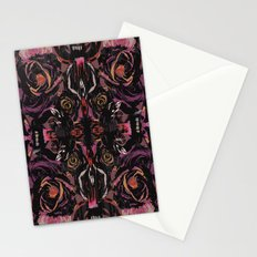 Urban flower Stationery Cards