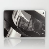 Droplets On Metal Laptop & iPad Skin