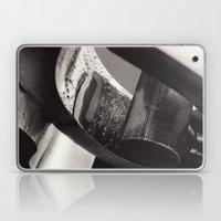 Droplets on Metal Laptop & iPad Skin