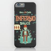 Inferno iPhone 6 Slim Case