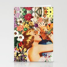 Floral Bed Stationery Cards