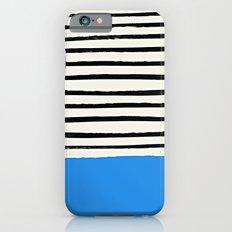 Ocean x Stripes Slim Case iPhone 6s