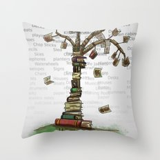 All I am to you Throw Pillow