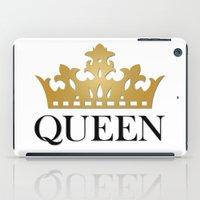 Queen iPad Case