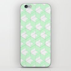 Mint Crush iPhone & iPod Skin