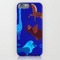 Animal Fever! iPhone 6 Slim Case