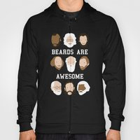 Beards Are Awesome Hoody