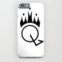 Q is for Queen iPhone 6 Slim Case