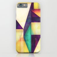 iPhone Cases featuring Put Everything In Its Place by Anai Greog