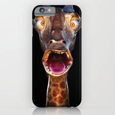 Animal Portraits - Giraffe Slim Case iPhone 6s