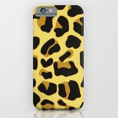 Jaguar Print iPhone 6 Slim Case