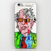 Candidate Sanders iPhone & iPod Skin