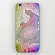 MINERAL RAINBOW iPhone & iPod Skin