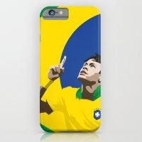 Neymar Brasil 2 iPhone 6 Slim Case