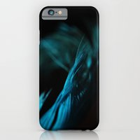 iPhone & iPod Case featuring blue by Sofia Mansilla