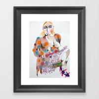 Study #26 Framed Art Print
