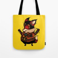 Archer Of The Woods Tote Bag